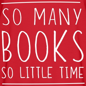 So many books so little time T-Shirts - Women's Flowy T-Shirt