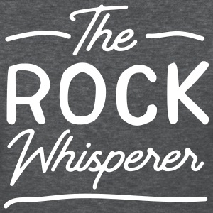 The rock whisperer T-Shirts - Women's T-Shirt