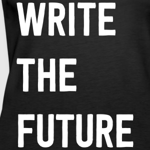 Write the future Tanks - Women's Premium Tank Top