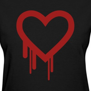 Bleeding Heart. T-Shirts - Women's T-Shirt