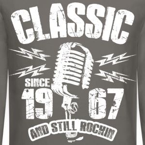 Classic Since 1967 Long Sleeve Shirts - Crewneck Sweatshirt