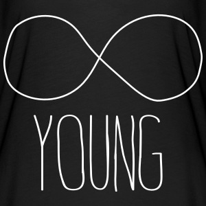 Forever Young T-Shirts - Women's Flowy T-Shirt