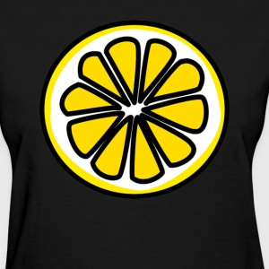 Black Lemon T-Shirts - Women's T-Shirt