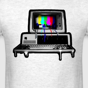 Computer Art. T-Shirts - Men's T-Shirt