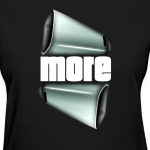 More Cowbell. T-Shirts - Women's T-Shirt
