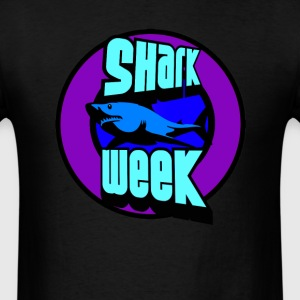 Shark Week. T-Shirts - Men's T-Shirt
