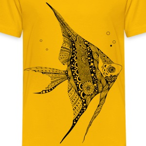 Angel Fish South South Tees Baby & Toddler Shirts - Toddler Premium T-Shirt
