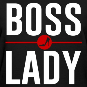 BOSS LADY 157.png T-Shirts - Women's T-Shirt