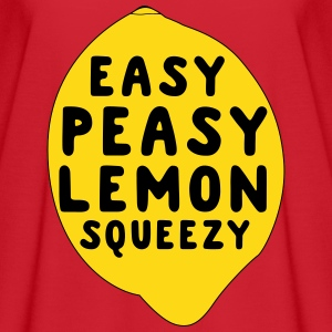 Easy peasy lemon squeezy T-Shirts - Women's Flowy T-Shirt