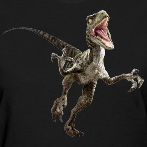 dinosaur - Women's T-Shirt