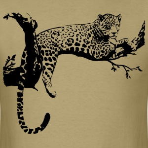 leopard - Men's T-Shirt