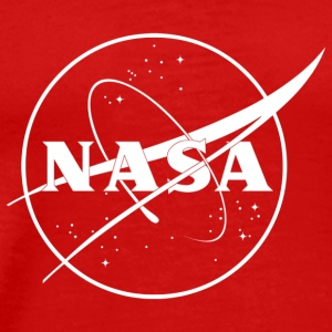 NASA logo 2 - Men's Premium T-Shirt