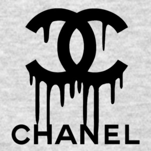 chanel slime logo design - Men's T-Shirt