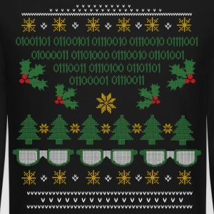 Geek Ugly Christmas Sweater - Crewneck Sweatshirt