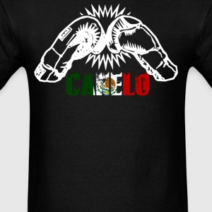 Boxing Canelo Alvarez - Men's T-Shirt