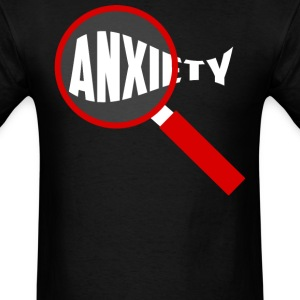 Anxiety - Men's T-Shirt