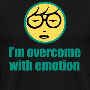 Daria - I'm Overcome With Emotion T-Shirts - Men's Premium T-Shirt