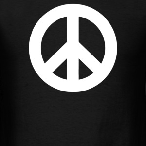 Peace Symbol - Men's T-Shirt