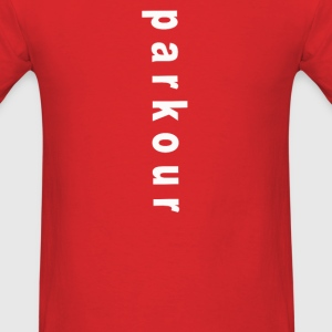 Parkour Day - Men's T-Shirt