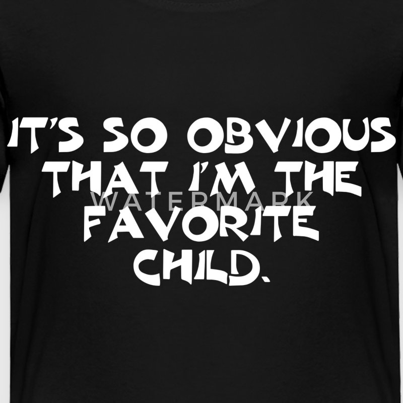 FAVORITE CHILD Baby & Toddler Shirts - Toddler Premium T-Shirt