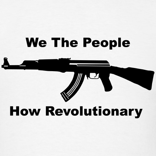 We the people how rev