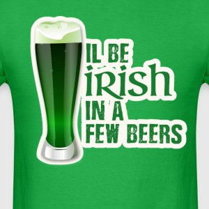 St Paddys Day. - Men's T-Shirt