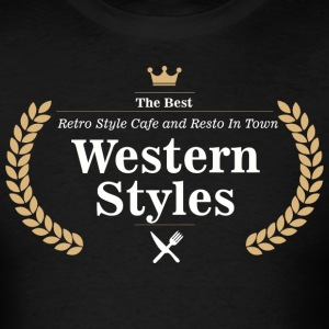 western style - Men's T-Shirt