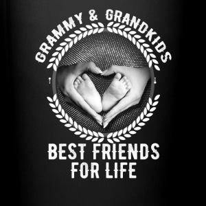 Grammy And Grandkids Best Friends For Life Mugs & Drinkware - Full Color Mug