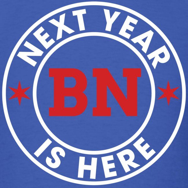 Next Year Is Here - BN
