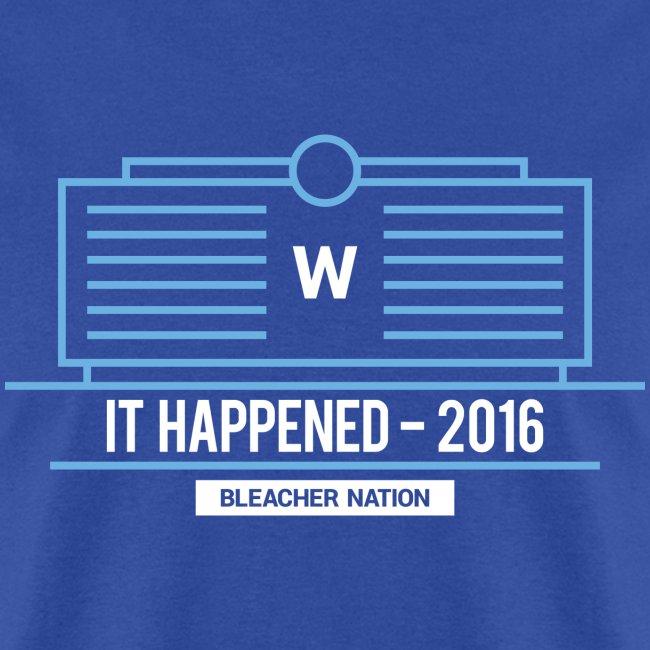 It Happened - Scoreboard BN