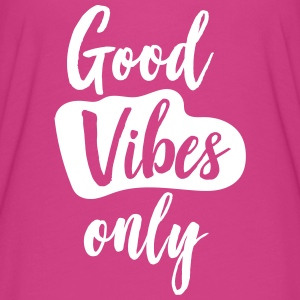 Good Vibes Only T-Shirts - Women's Flowy T-Shirt