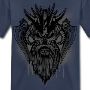 samurai mask - Kids' Premium T-Shirt