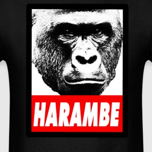Harambe T-Shirts - Men's T-Shirt