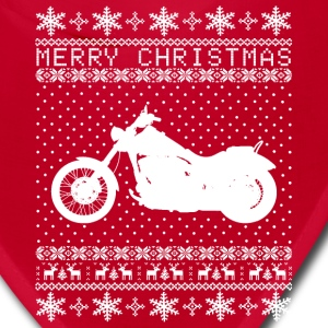 Ugly Bike Xmas Sweater Caps - Bandana