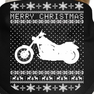 Ugly Bike Xmas Sweater Other - Dog Bandana