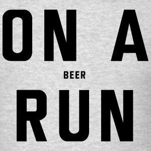 On a beer run T-Shirts - Men's T-Shirt