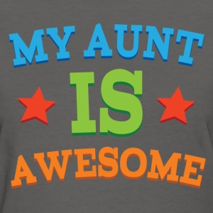 Aunt Gift Awesome Aunt T-Shirts - Women's T-Shirt