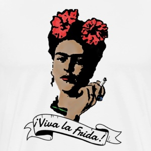 Viva la Frida - Men's Premium T-Shirt