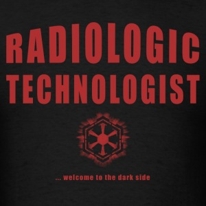Radiologic Technologist - Welcome To the Dark Side T-Shirts - Men's T-Shirt