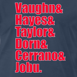 Major League Quote - Give Him The Heater T-Shirts - Men's Premium T-Shirt