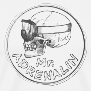Mr. Adrenalin T-Shirts - Men's Premium T-Shirt