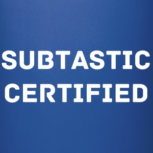 Subtastic Certified - Full Color Mug