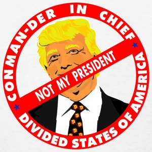 Trump CONmander in Chief T-Shirts - Women's T-Shirt