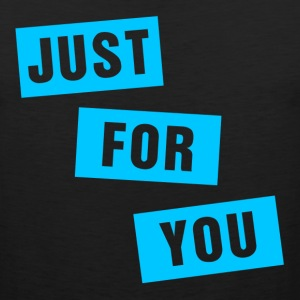 JUST FOR YOU Sportswear - Men's Premium Tank