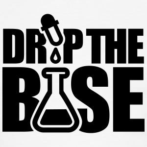 Drop the base T-Shirts - Men's Ringer T-Shirt