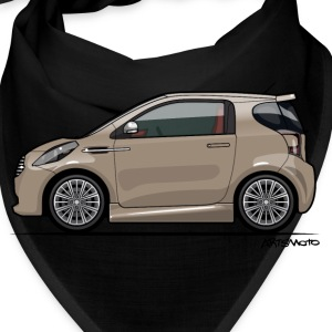 AM Cygnet Blonde Metallic Micro Car Caps - Bandana