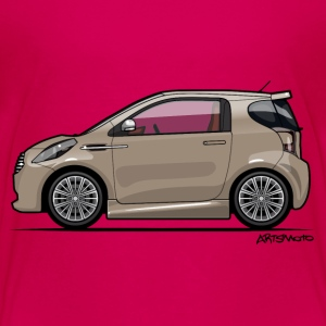 AM Cygnet Blonde Metallic Micro Car Baby & Toddler Shirts - Toddler Premium T-Shirt
