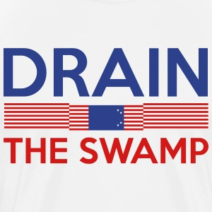 Drain The Swamp - Men's Premium T-Shirt