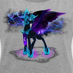 unicorn - Women´s Roll Cuff T-Shirt