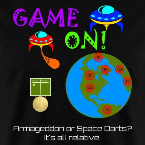 Alien Game On